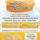 Informasi Qurban 1439H/2018