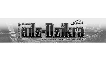 Buletin Adz-Dzikra Edisi 07/1434H