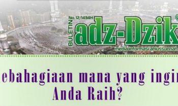 Buletin Adz-dzikra versi digital sekarang tersedia di Issuu dan tampil berwarna